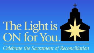 Don't forget, you can also take your children with you to The Light is On For You - either to receive the Sacrament or simply to pray with you if they are too young http://www.thelightison.org/