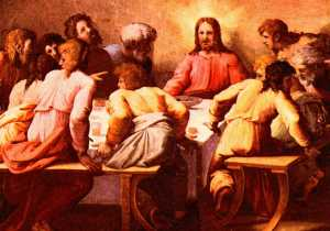 raphael last supper