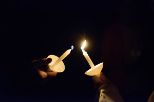 Easter Vigil Candles