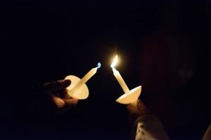 Easter Vigil Candles