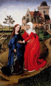 Visitation - Van Der Weyden