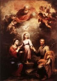 Bartolomé_Esteban_Perez_Murillo_003 - Holy Trinity Holy Family