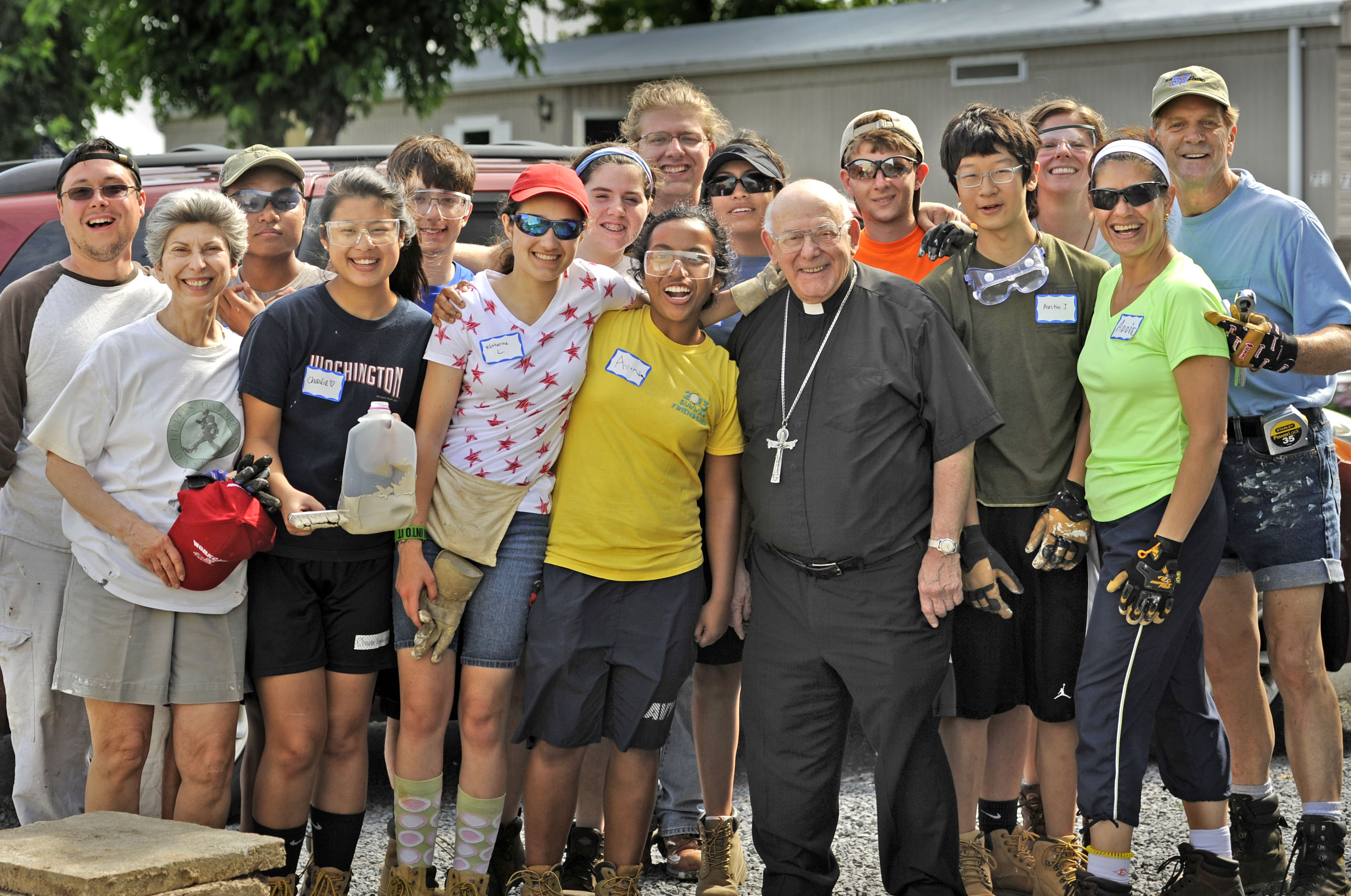 Image result for arlington diocese workcamp