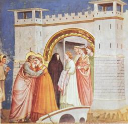 Giotto_-_Scrovegni_-_-06-_-_Meeting_at_the_Golden_Gate_Anne_Joachim
