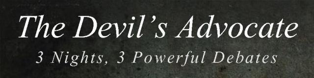 Devil's Advocate Banner 4