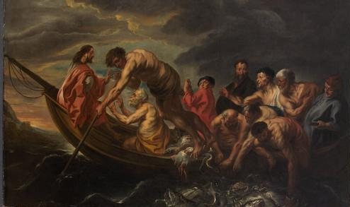 the-miraculous-draught-of-fishes jacob jordaens