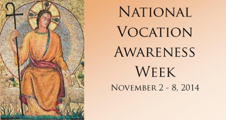 vocation awareness week slider