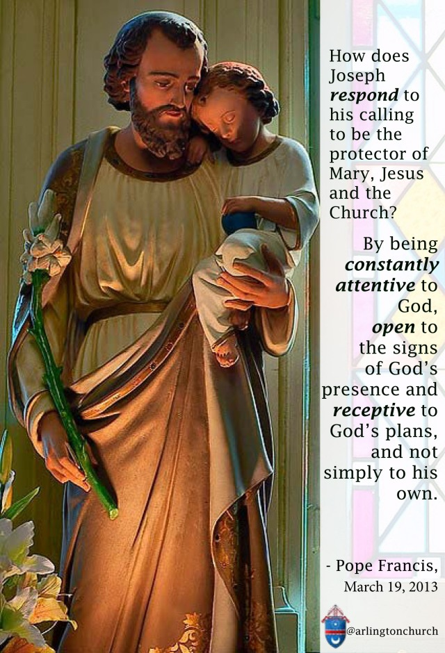 St. Joseph Meme Larger