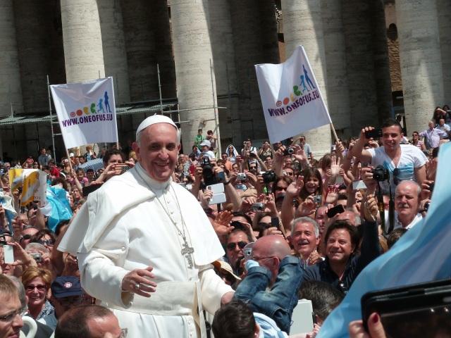 Pope Francis RF 4