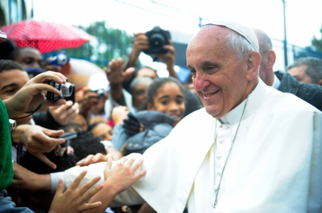 Pope Francis RF