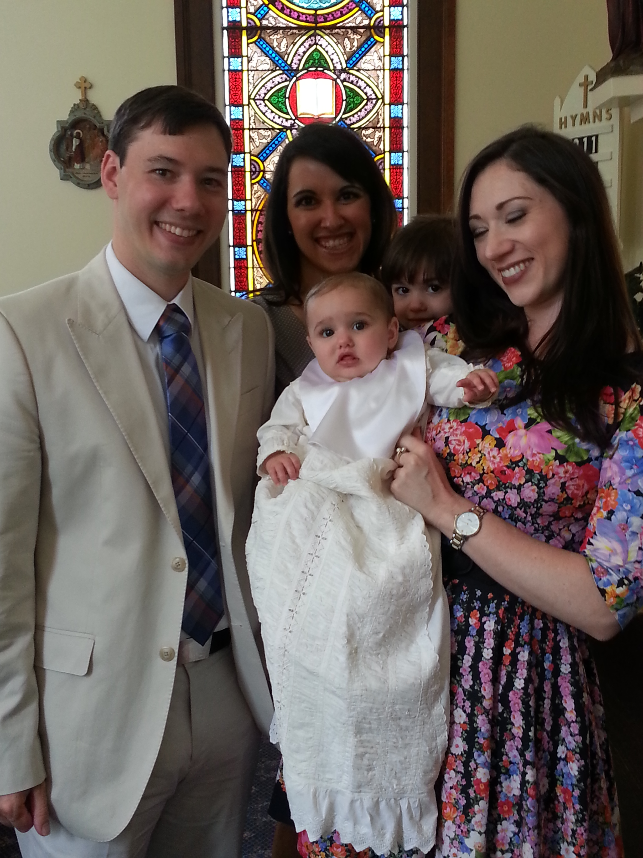 The Baptismal Gown as Old as America – Catholic Diocese of Arlington