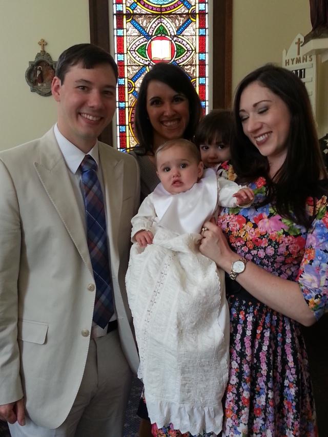 Sutton Ann Baptism