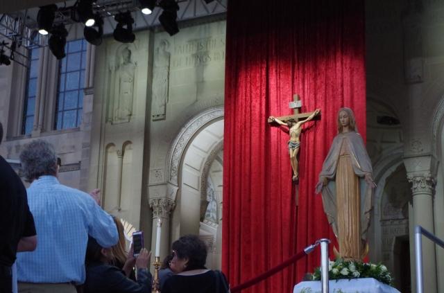 Basilica Papal Visit 2015 Junipero Serra Canonization Mass 9.23.2015 CREDIT Natalie J Plumb (97)