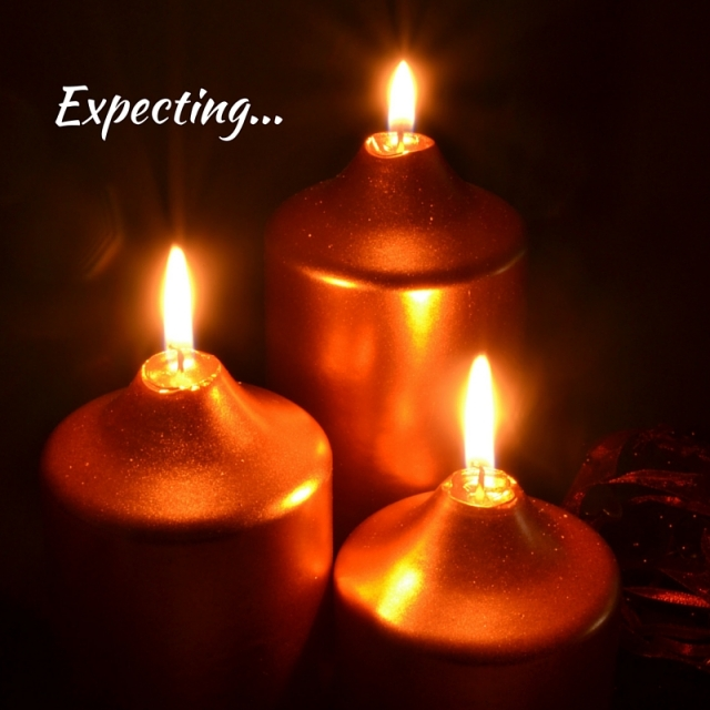 Advent - Expecting