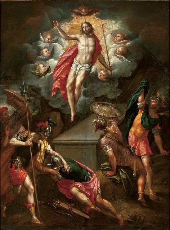 Rottenhammer_Resurrection_of_Christ