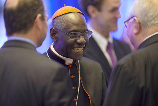 Cardinal Sarah CNS