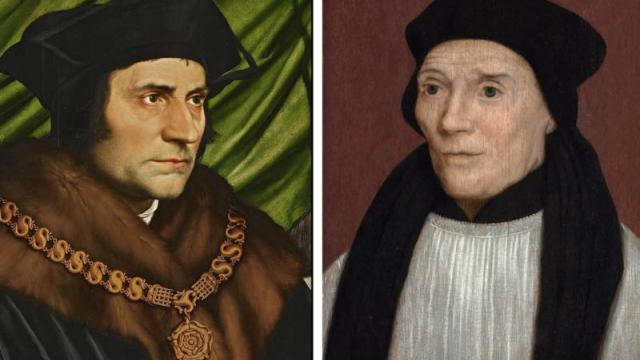 STS. THOMAS MOORE JOHN FISHER