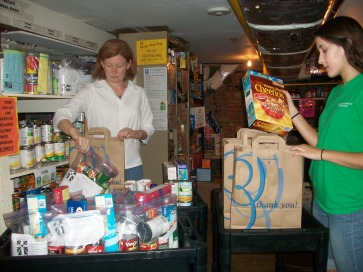 christ-house-working-in-the-food-pantry-for-clients